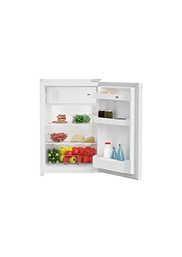 Beko B1753N Integrierbarer Kühlschrank mit 4-Sterne-Gefrierfach/Schlepptürtechnik/Nische: 88 cm/ 35 dB