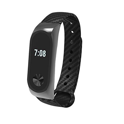 Blaupunkt BLP5100 Smart-Armband für Sport mit Pulsmesser, Bluetooth, Schlafüberwachung, 7 Tage Akkulaufzeit