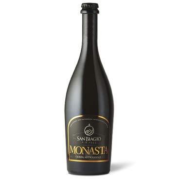 San Biagio Monasta Birra Artigianale Strong Ale 75 cl