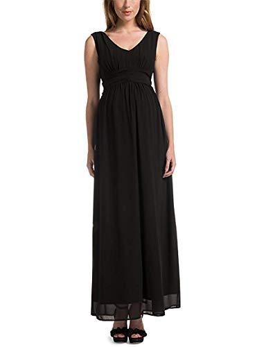 Noppies Damen Abendkleid Etuikleid // Umstandskleid Volant Kleid Cocktailkleid Damen Umstandsmode 40172-S