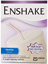 Enshake Sachets Vanilla 6×96 5g Estimated Price : £ 9,99