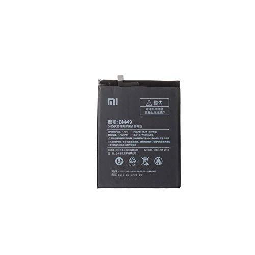 Bateria Original Xiaomi Modelo BM49 Con 4850mAh Para Xiaomi Mi MAX - Bulk