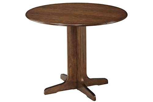 Our #3 Pick is the Signature Design by Ashley D293-15 Drop Leaf Table