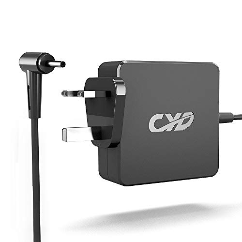 CYD 45 W Laptop Netzkabel kompatibel für Asus Netzteil UX21 UX301 UX302 UX303 UX31 UX32 UX42 UX52 U38 Transformer TP300 TX201 UX303 UX30 UX305 Zenbook Flip UX36 0 X54 0 Q504 F556 D553M Netzteil