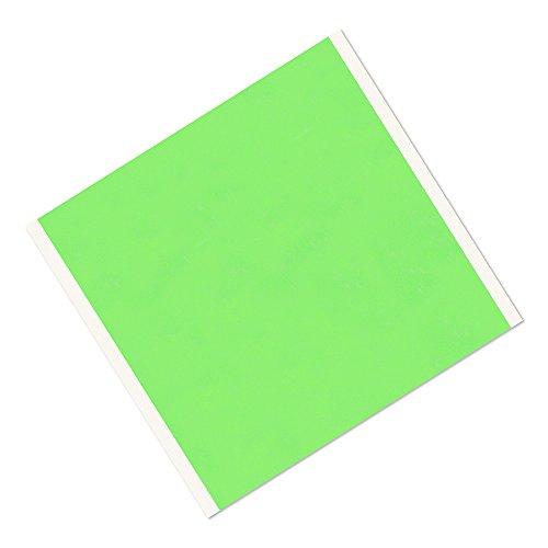 TapeCase 401+ afdekband, 29,5 x 29,5 cm, 25 stuks, hoogwaardig afdekband, omgevormd van 3M 401+/233+, 29,5 cm vierkant, crêpepapier, groen