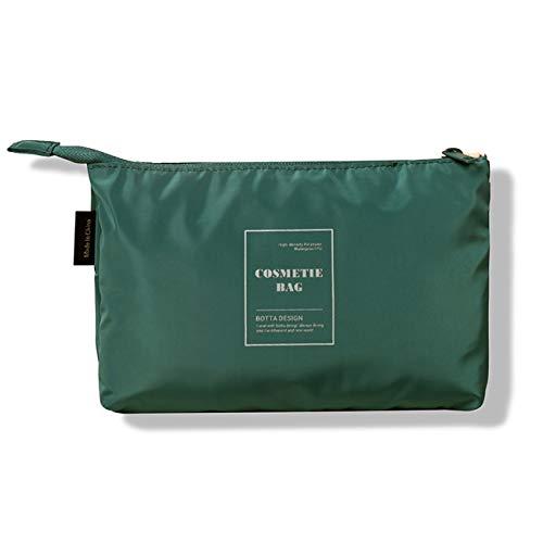 化粧ポーチ トイレタリーバッグ トラベルポーチ メイクポーチ ミニ 財布 機能的 大容量 化粧品収納 小物入れ 普段使い 出張 旅行 メイク ブラシ バッグ 化粧バッグ