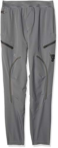 Under Armour Men's UA X Project Rock Unstoppable Utility Pants (Large)