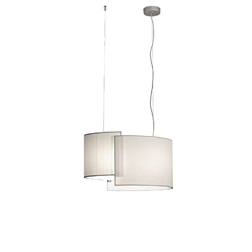 Pallucco Joiin Sospensione 1 grigio, lampada a sospensione L. 61cm
