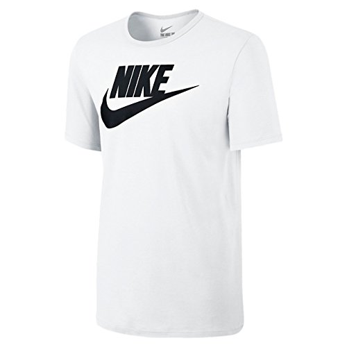 (ナイキ) NIKE 696708 フューチュラ アイコン Tシャツ ロゴTシャツ 半袖 メンズ カジュアル ストリー M 104
