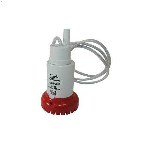 Tauchpumpe LUX Plus 12 V m. Entlüftung u. Filter