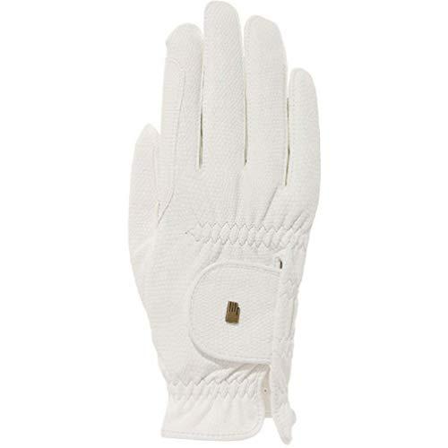 Roeckl Winter Handschuh Light & Grip, Größe:11, Farbe:weiß 3301-527-101