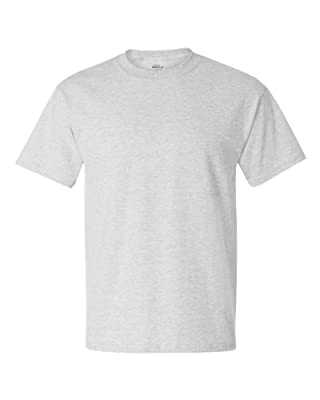 Hanes Mens Beefy-T Short-Sleeve T-Shirt
