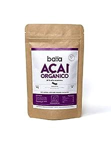 Baïa Food Açai Orgánico 70 g