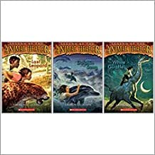Legend of the Animal Healer, Books 1-3: The White Giraffe, Dolphin Song, and The Last Leopard (3-Book Set)