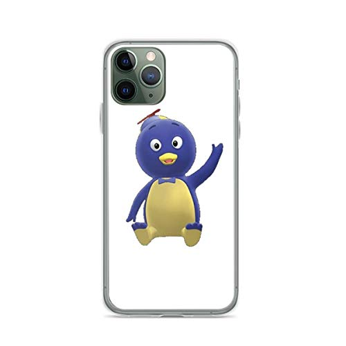Cedahar Phone Case Pablo Backyardigans Compatible with iPhone 11 Pro Max Bumper Waterproof Anti