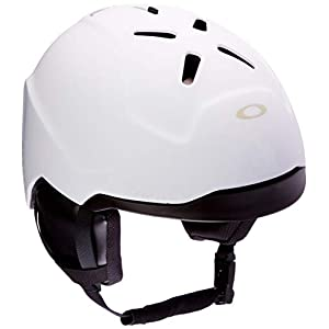 Oakley Mod3 Snow Helmet, Matte White, Small