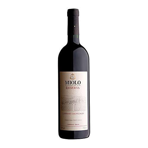 Vinho Tinto Seco Cabernet Sauvignon Reserva Miolo 750ml