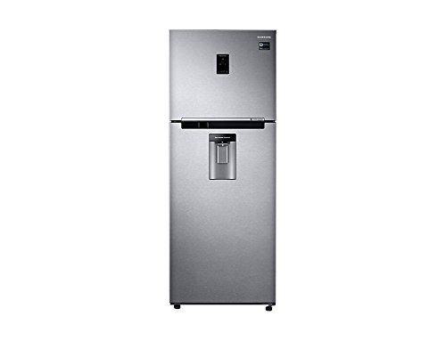 refrigerador inox de la marca SAMSUNG_