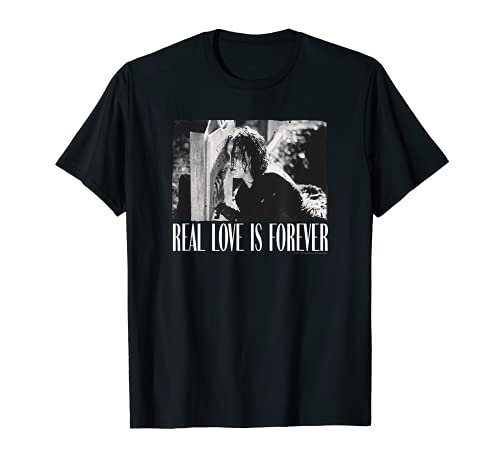 The Crow Real Love Is Forever T-Shirt