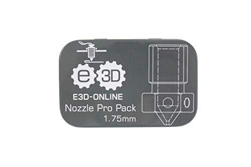 4 x 500 gr filamento de impresi/ón 3D Negro /& Blanco BASICFIL combipack PLA-PET 1.75mm