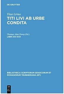 AB Urbe Condita, Libri Xxi-Xx CB (Bibliotheca Scriptorum Graecorum Et Romanorum Teubneriana) (Book)(English / Latin) - Common