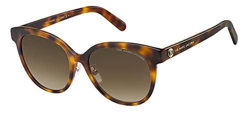 Marc Jacobs Gafas de Sol MARC 551/G/S Dark Havana/Brown Shaded 54/18/145 mujer