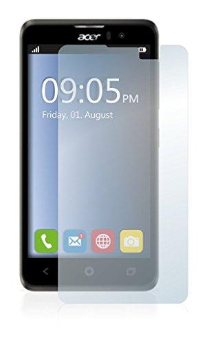 Funnytech_ - Cristal templado para Acer Liquid Z520. Protector de pantalla transparente para Acer Liquid Z520. Vidrio templado antigolpes (Grosor 0,3mm) – Kit de instalación incluido