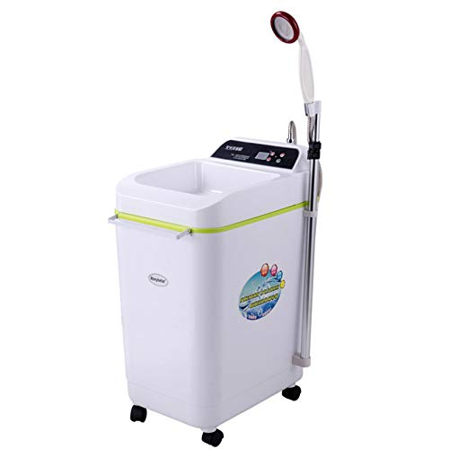 220V Elektrische Instant Badezimmer Dusche Warmwasserbereiter Mit Dusche Eingeschlossen Instant Warmwasserbereiter Unter Senke 100L 2000 Watt (Farbe : C, größe : 100L)