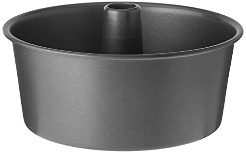 Winco 10' Non-stick Aluminized Carbon Steel Angel Food Cake Pan