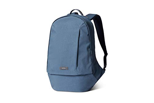 """Bellroy Classic Backpack Second Edition (20 Liter, 15\"""" Laptop) - Marine Blue"""