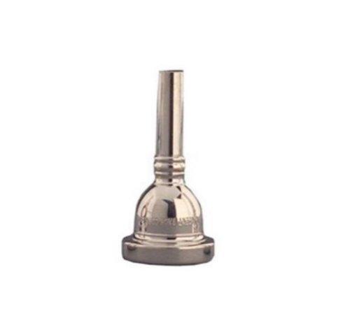 バック チューバ(スーザフォン) マウスピース 12 銀メッキ仕上げ