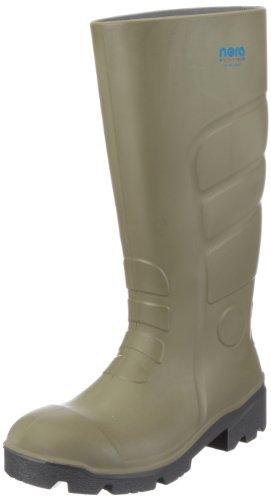 Nora Max 72270, Stivali da pioggia unisex, Verde (Grün (oliv 26)), 43