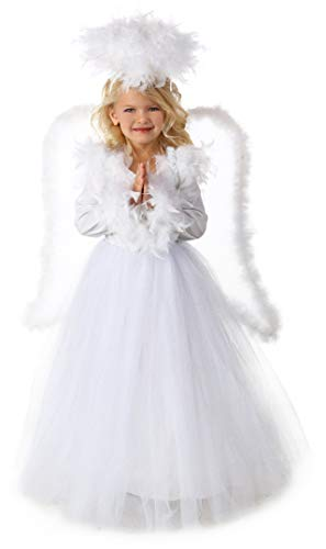 Premium Angel Annabelle Costume White - http://coolthings.us