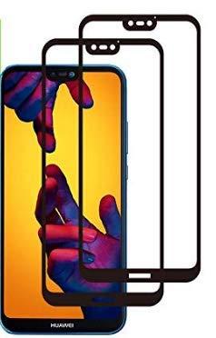 Thinkcase Huawei P20 Lite Panzerglas - 2X Schutzfolie aus Glas gegen Displayschäden - Passgenaue Hartglas Folie 9h - Panzerglasfolie für P20 Lite Schutzglas 2 Stück Durchsichtig