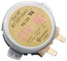 Edgewater Parts WB26X10208 Turntable Motor for Microwave