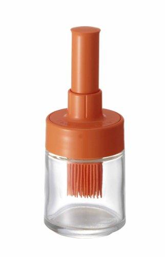 アスベル ワンプッシュ油引きバネ式 「フォルマ」 オレンジ 2325