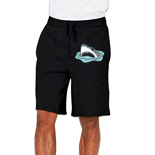 I'm Doing My Best Men's Casual Classic Fit Athletic Sweatpants Shorts Black