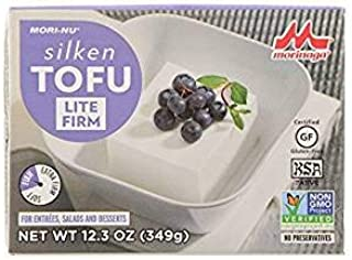 Mori-Nu Silken Tofu, Lite Firm, 12.3 Ounce (Case of 24)