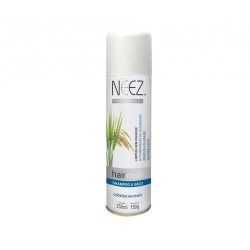 Shampoo a Seco Cabelos Normais, Neez, Neutro