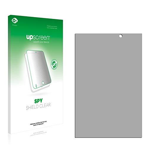 upscreen Anti-Spy Blickschutzfolie kompatibel mit HP Slate 7 VoiceTab Privacy Screen Sichtschutz Bildschirmschutz-Folie