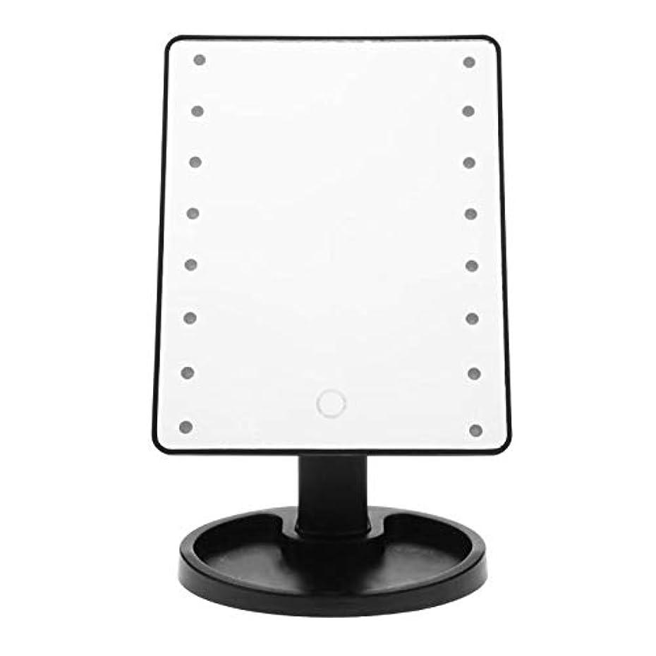 提出する麻痺させる群れ化粧鏡 調節可能なテーブルが付いている専門の導かれたタッチ画面の構造ミラーの贅沢なミラーはミラーを構成します