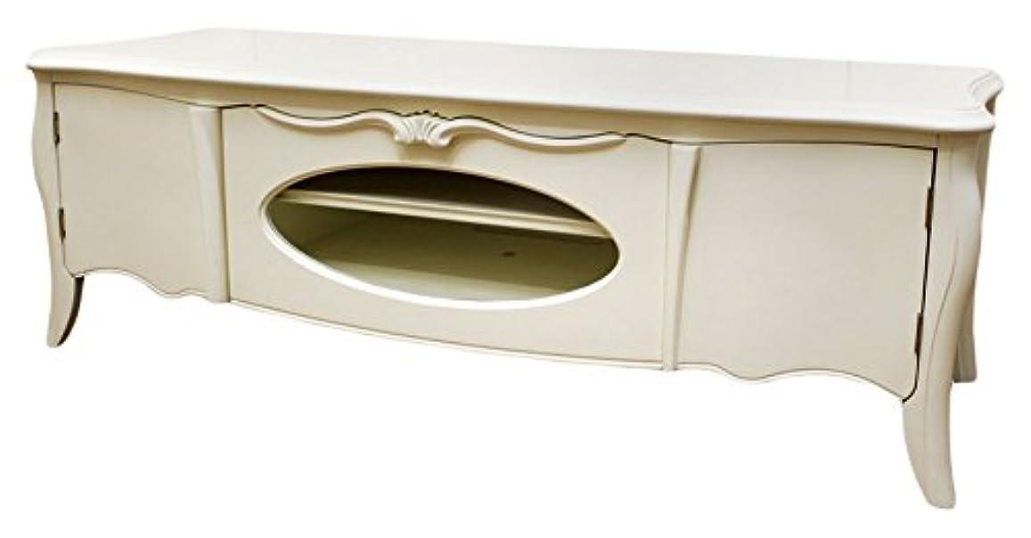 子犬知性保守可能東海家具工業 テレビボード 120E リモージュW アイボリーホワイト 781891