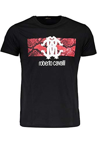 Roberto Cavalli Camiseta - (M-02-Ts-57549)