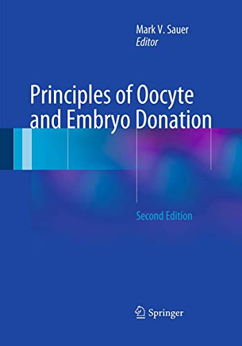 Principles of Oocyte and Embryo Donation
