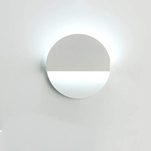 Beautiful Home Lighting/LED 8W Nordic nachtwandlamp creatieve persoonlijkheid wandlamp woonkamer TV kast wandlamp gang slaapkamer wandlamp moderne minimalistische licht