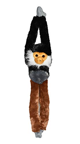 Wild Republic Rangement-Hanging Monkey Peluche Kleideraffe 51 cm