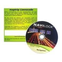 Navilock GPS SW Maptrip Truck EU 1 x Update