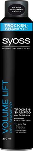 Syoss Volume Lift Trocken-Shampoo, 3er Pack (3 x 200 ml)
