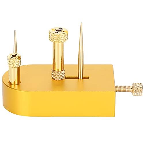 Soporte de equilibrio de reloj, herramienta de reparación de relojes Soporte de soporte de equilibrio de reloj para reparación de relojes Tienda para fabricantes de relojes para