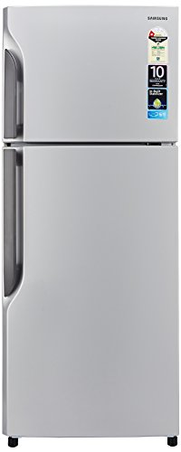 Samsung 255L 1 Star Frost Free Double Door Refrigerator RT26H3000SE/TL H04R (Amazon/Seller Fulfilled, Elective Silver, Inverter Compressor)